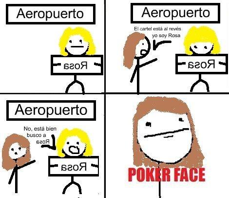 Pokerface - Rubias