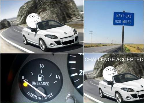 acepted,auto,carro,challenge,gasolina,gasolineria,poca
