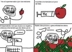 Enlace a Cómo ganas manzanas y dinero