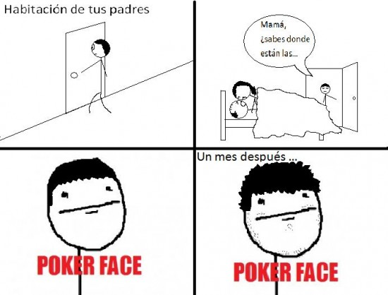 Pokerface - Traumas