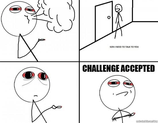 Challenge_accepted - Hijo, necesito hablar contigo