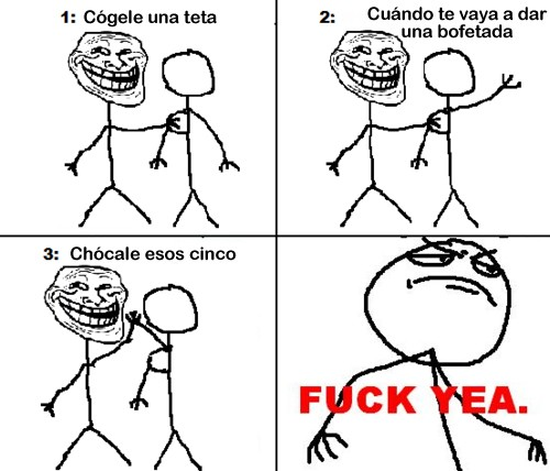 Fuck_yea - Choca esos cinco
