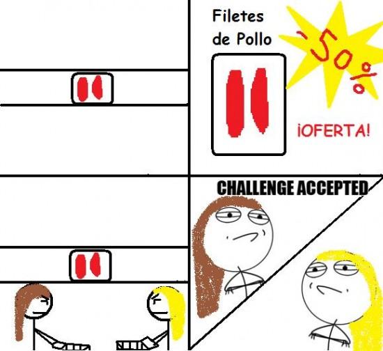 Challenge_accepted - Filetes de Pollo