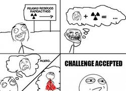 Enlace a ¿Morir o tener poderes? ¡Challenge Accepted!