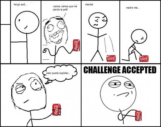 Challenge_accepted - Lata explosiva
