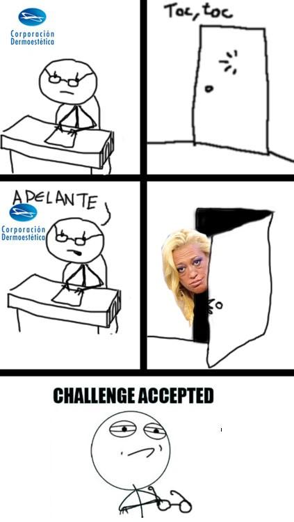 Challenge_accepted - ¡Manos a la obra!