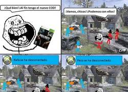 Enlace a Call of Duty