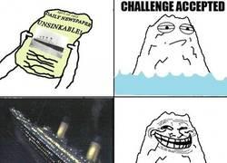 Enlace a Troll-Iceberg