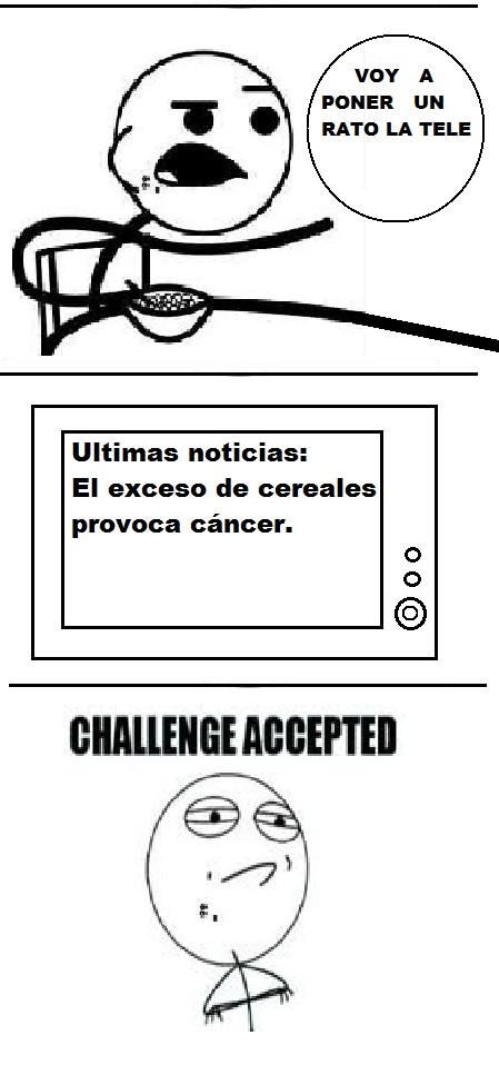 Challenge_accepted - Desafiando a la televisión