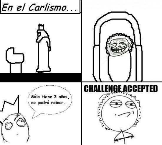 Challenge_accepted - RETO DINASTICO