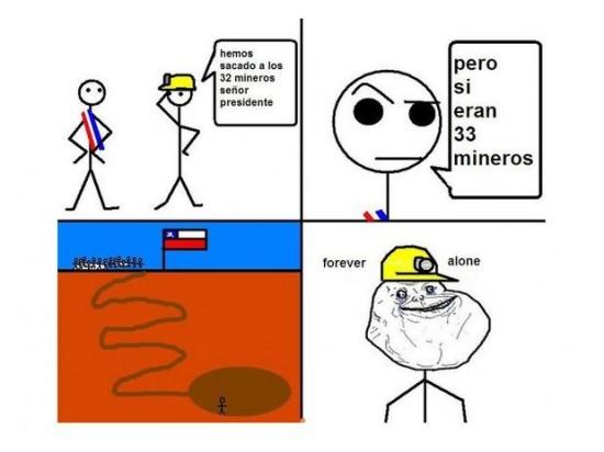 Forever_alone - Minero Alone