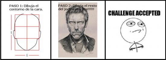Challenge_accepted - Dibujando paso a paso..