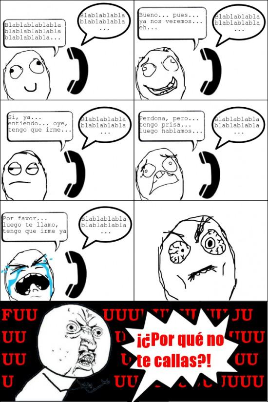 Ffffuuuuuuuuuu - Conversaciones telefónicas