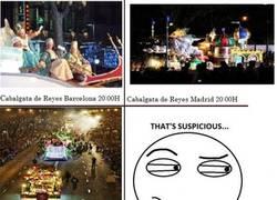 Enlace a Cabalgata de Reyes