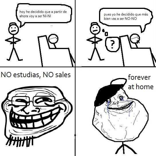 Forever_alone - Forever at home