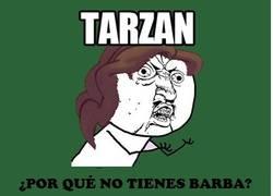 Enlace a TARZAN