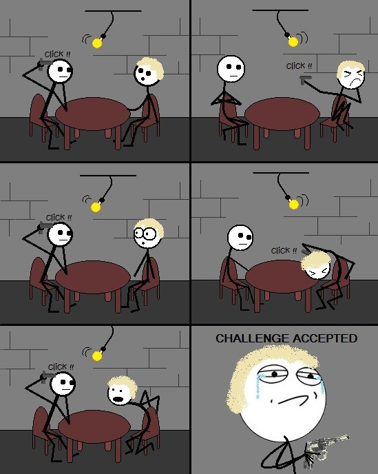Challenge_accepted - Ruleta Rusa