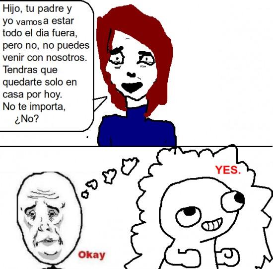 Okay - ¡Yes!