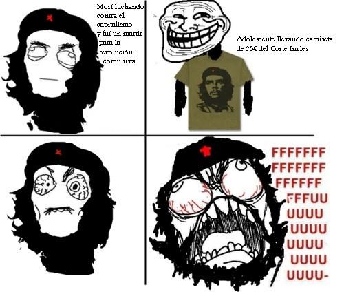 Ffffuuuuuuuuuu - Che Guevara