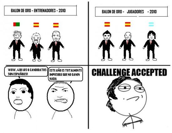 Challenge_accepted - Platini acepta el desafío