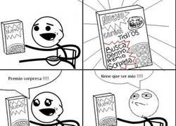 Enlace a Premio del Cereal