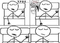 Enlace a Un ninja nunca duerme