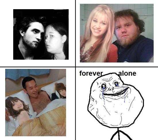 Forever_alone - De ilusiones también se vive