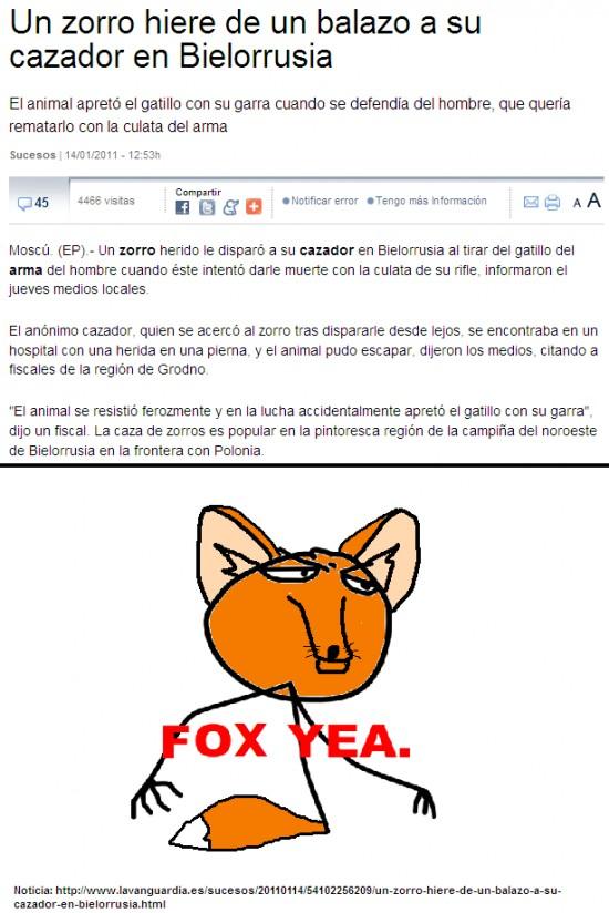 Fuck_yea - Fox Yea