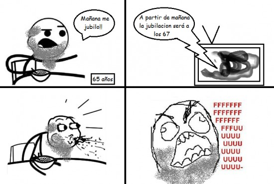 Cereal_guy - Jubilación