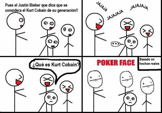 Pokerface - ¿Quién es...?
