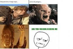 Enlace a Frodo, no me vaciles