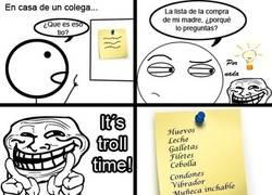 Enlace a Troll time