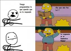 Enlace a Ralph Vs Cereal Guy