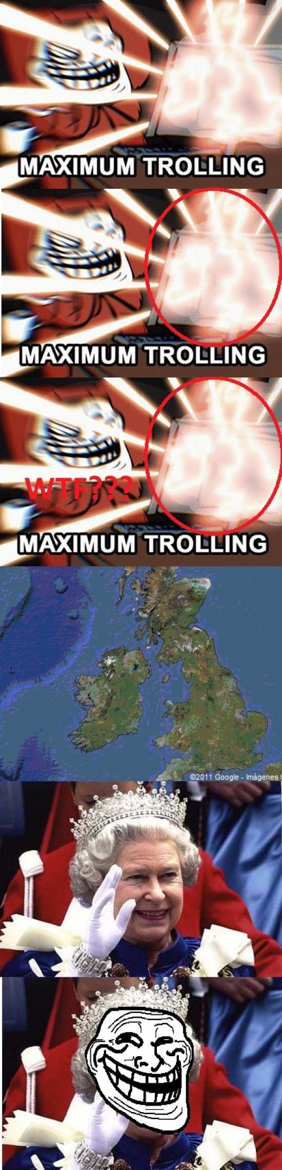 Trollface - British Maximum Trolling