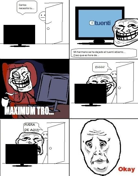 Okay - Maximum Troll... Okay!