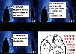 Enlace a Batman Trolling