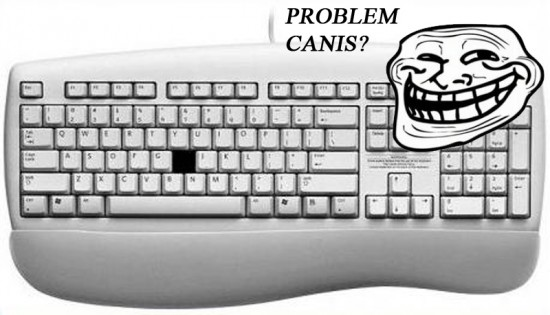 Trollface - Problem Canis?