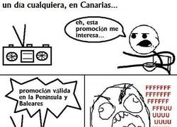Enlace a Canarias, Forever Alone