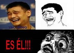 Enlace a ¡Es Yao Ming!
