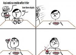 Enlace a La comida de Hitler