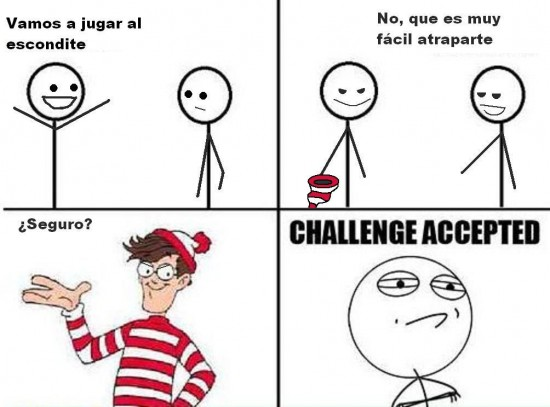 Challenge_accepted - ¿Wally?