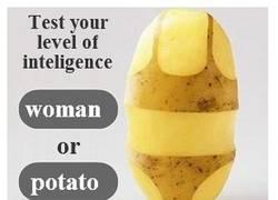 Enlace a ¿Patata o mujer?