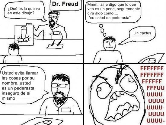 Ffffuuuuuuuuuu - Dr.Freud