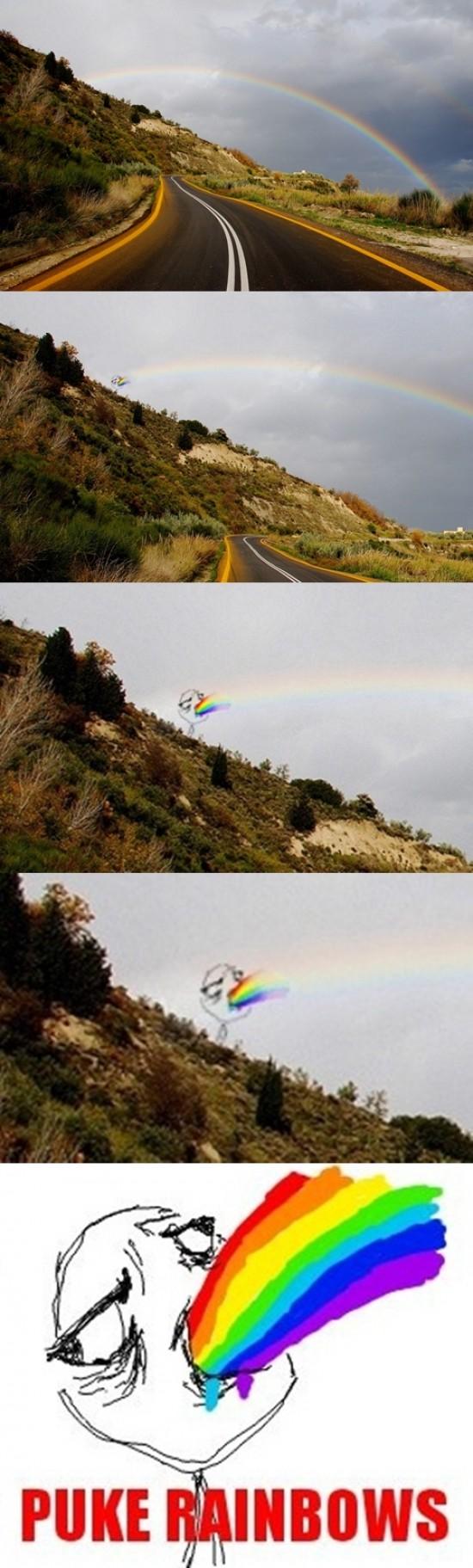 Puke_rainbows - Fenómenos Ópticos