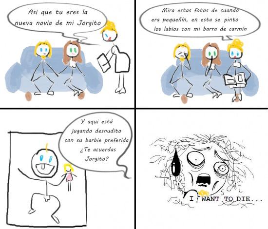 Otros - Por Dios mamá, callate