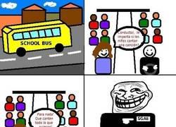 Enlace a Ni en los autobuses se salvan