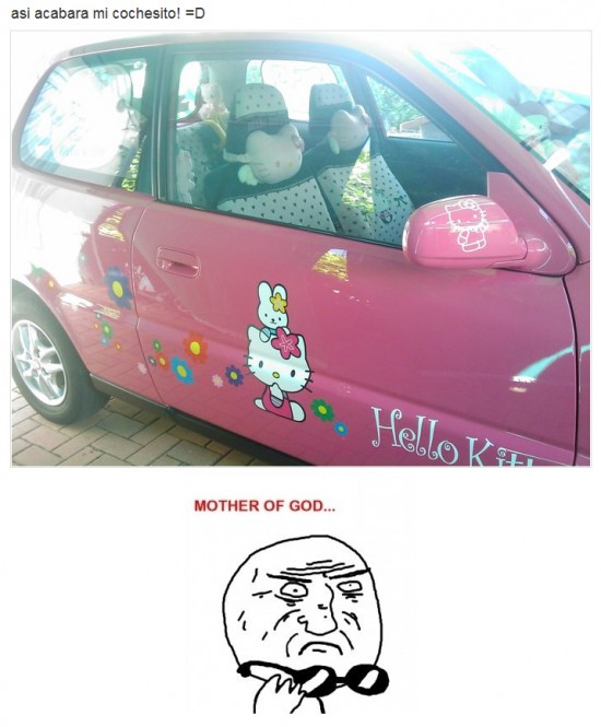 Mother_of_god - Pobre coche