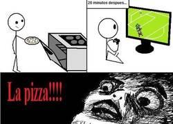 Enlace a ¡Mi pizza no!