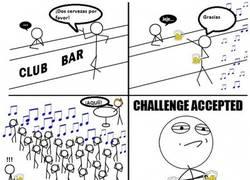 Enlace a En el bar
