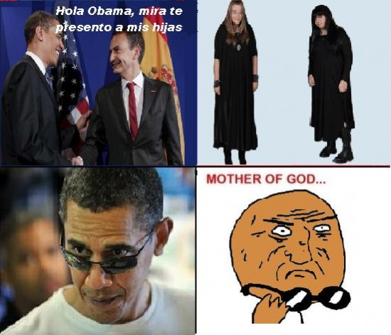 Mother_of_god - La sorpresa de Obama